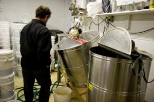 Barrels of Honey - by James Kleiner