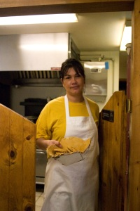 Chef Jenise Skramstad - Alison Welwood