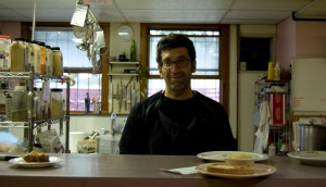 Chef Judah Nataf