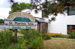 St. Martin's Table