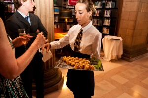 Good Life Catering Staff by Laura Ivanova