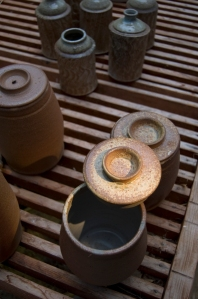 Eric's Pottery - by Meredith Hart